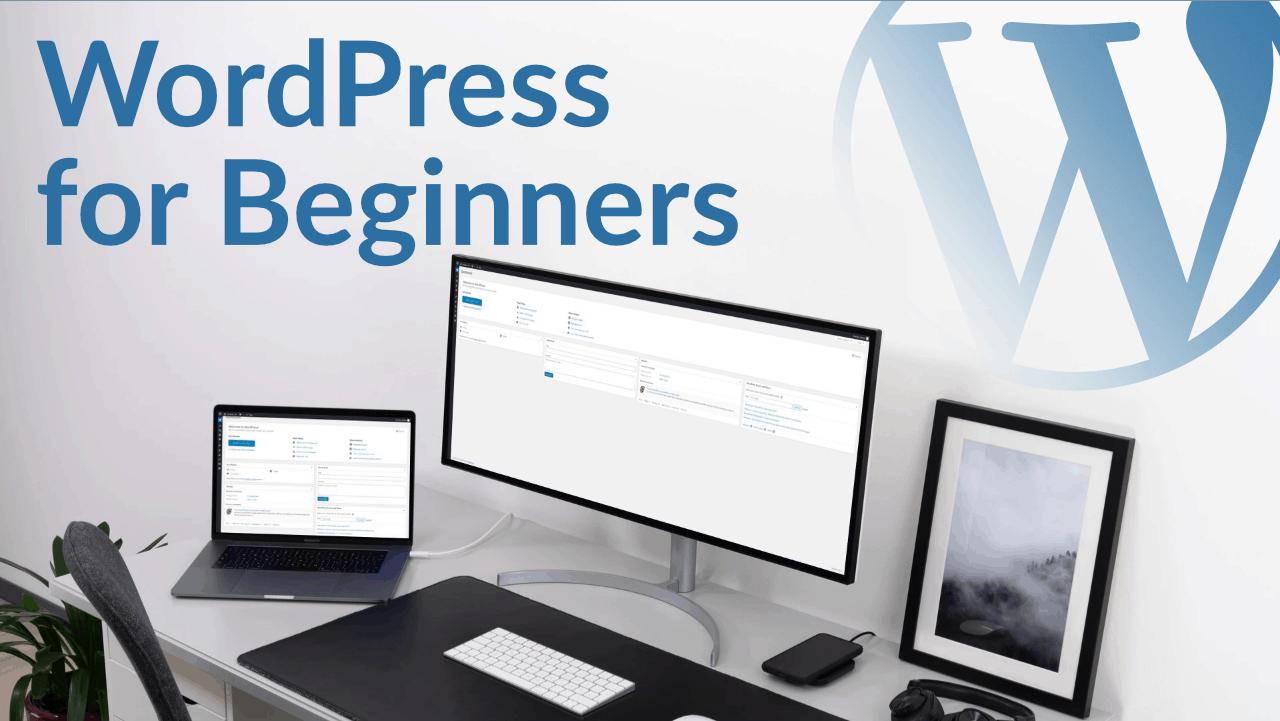 WordPress for Beginners Tutorial
